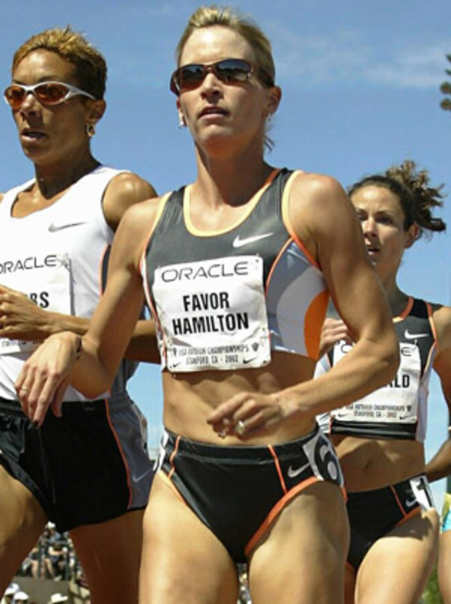 Suzy Favor Hamilton reportedly admitted to a secret life as a Las Vegas Escort.