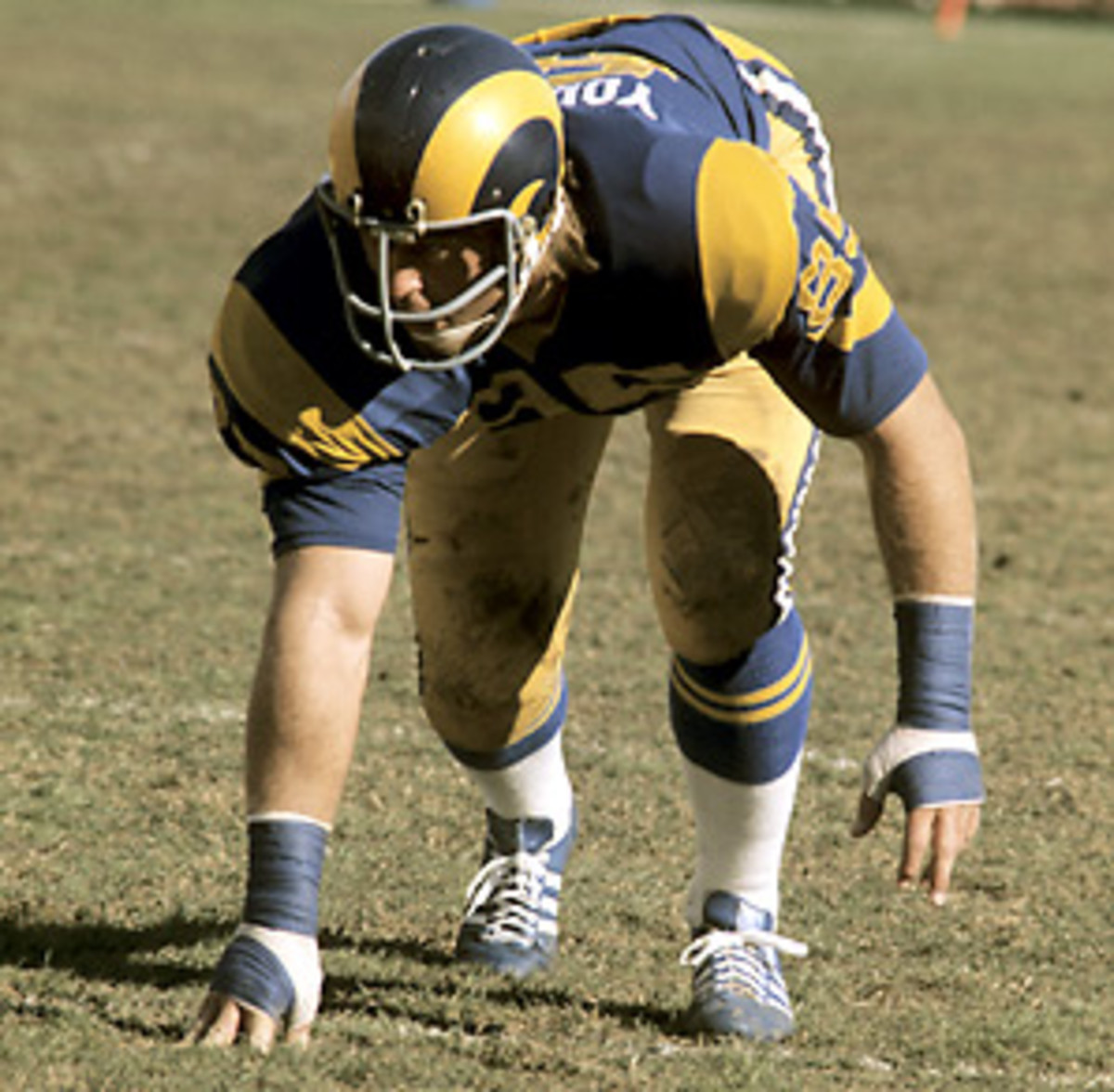 Best of the Firsts, No. 20: Jack Youngblood - Sports Illustrated