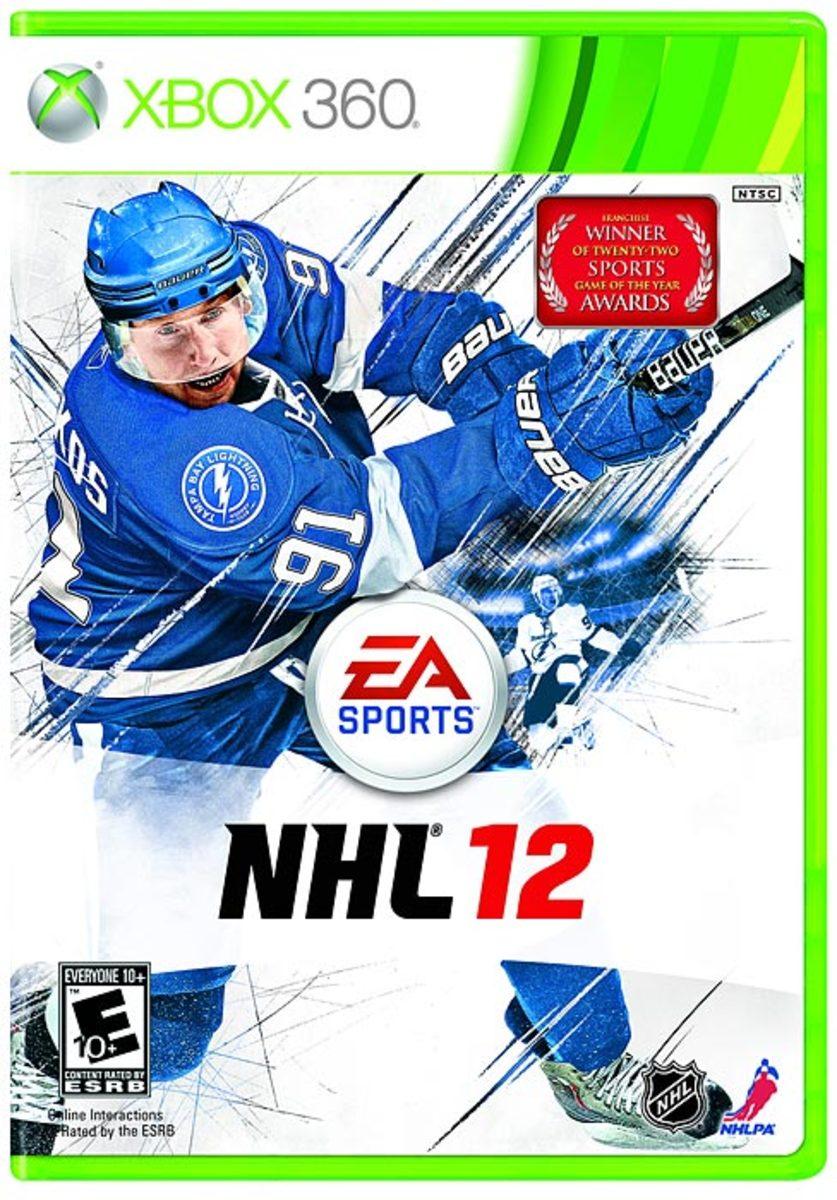 NHL 12: Stamkos Strikes