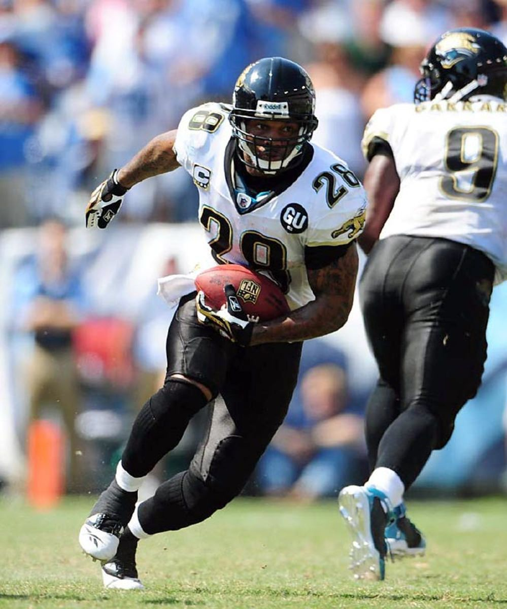Fred Taylor, RB