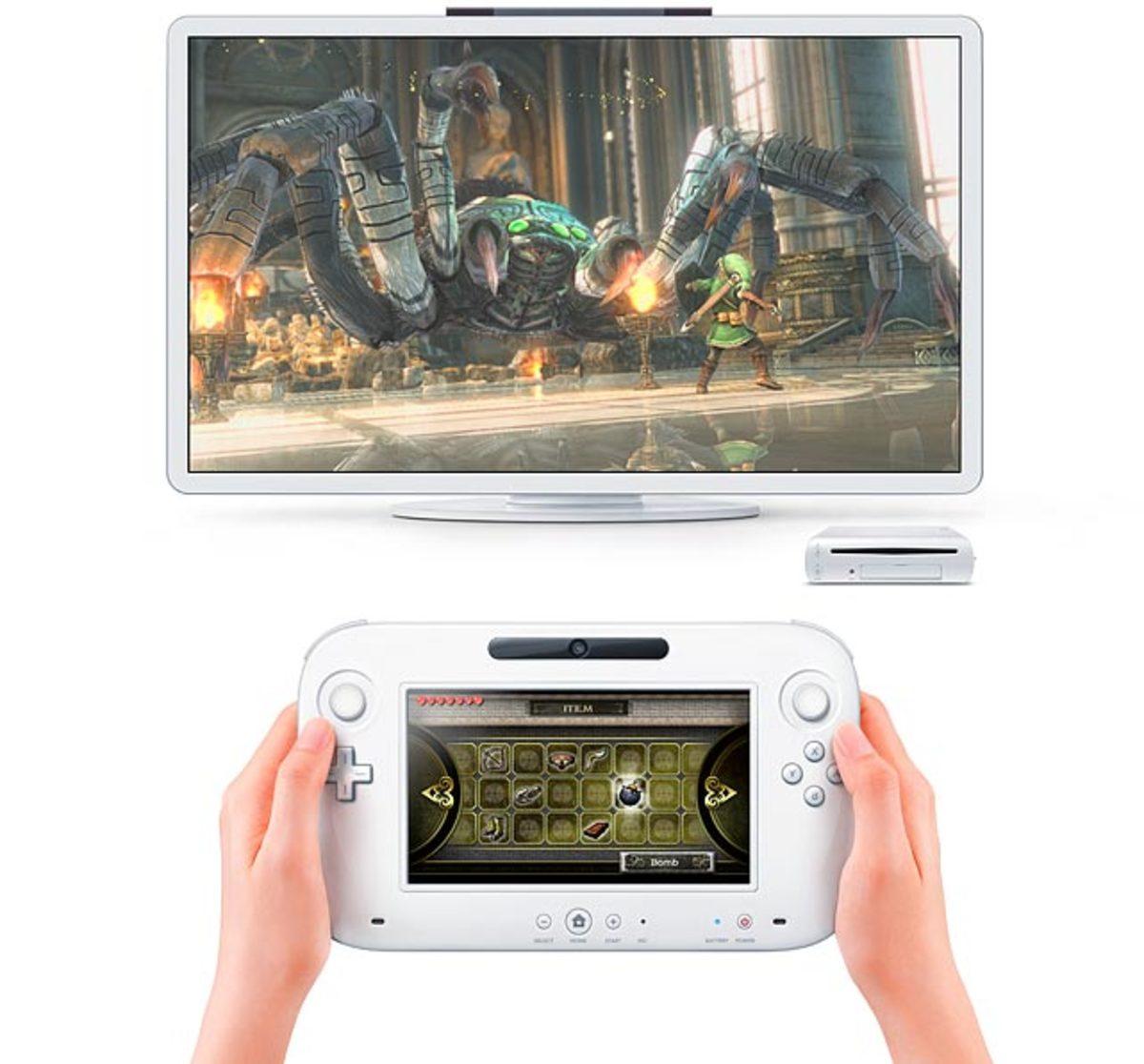 A Wii U Education