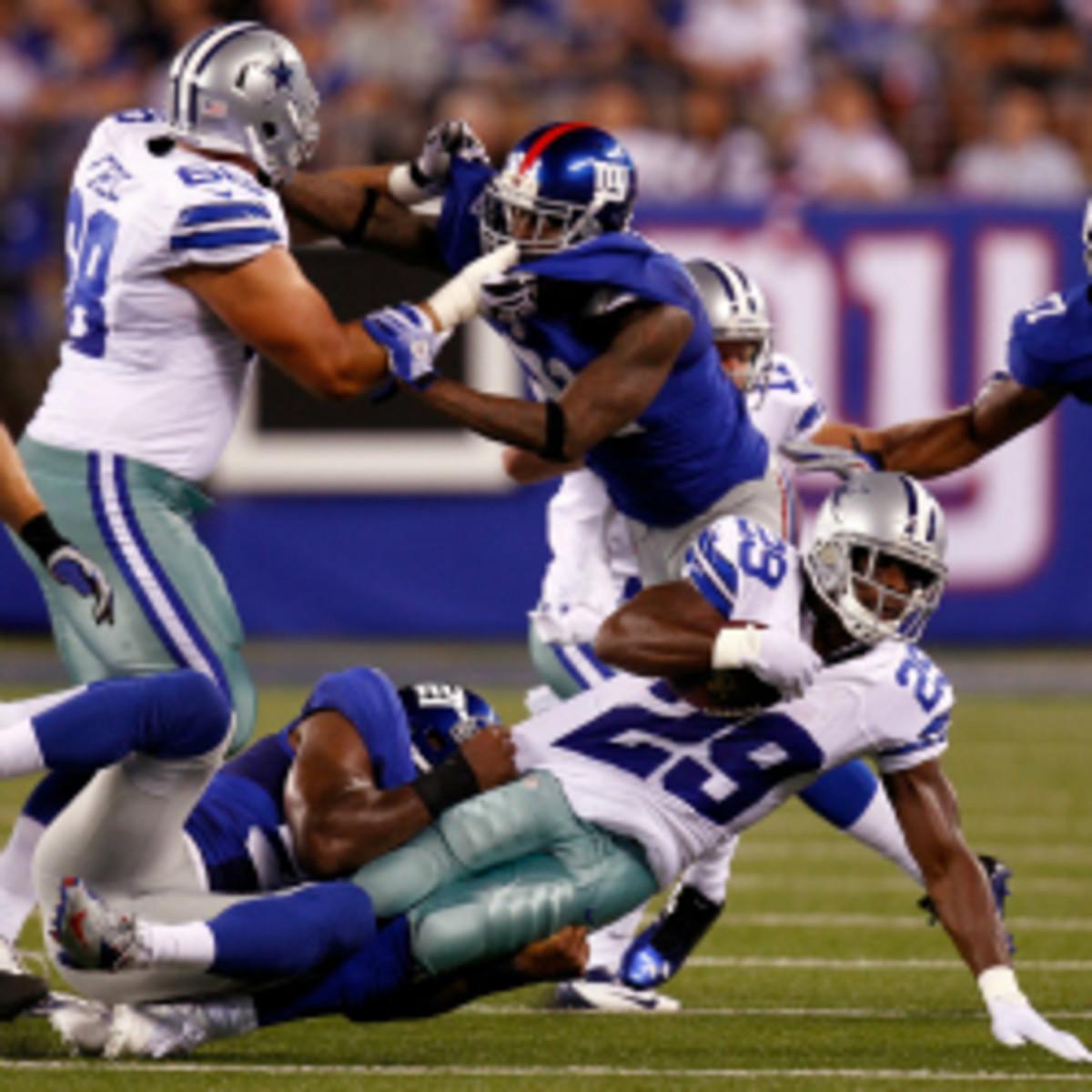 Giants-Cowboys season opener