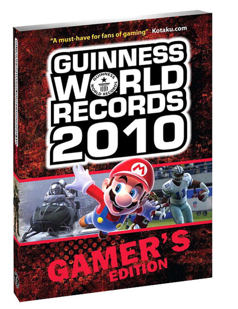 Guinness World Records 2010: Gamer's Edition