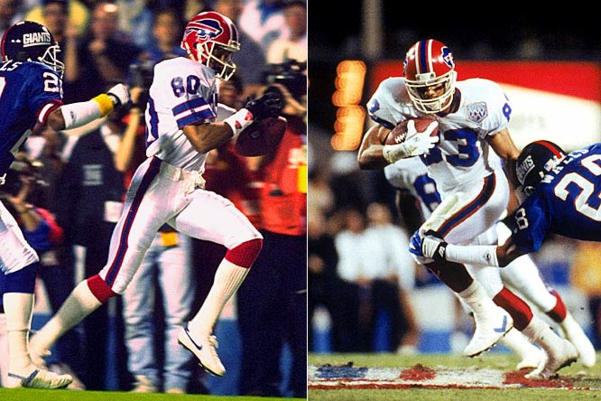 James Lofton and Andre Reed