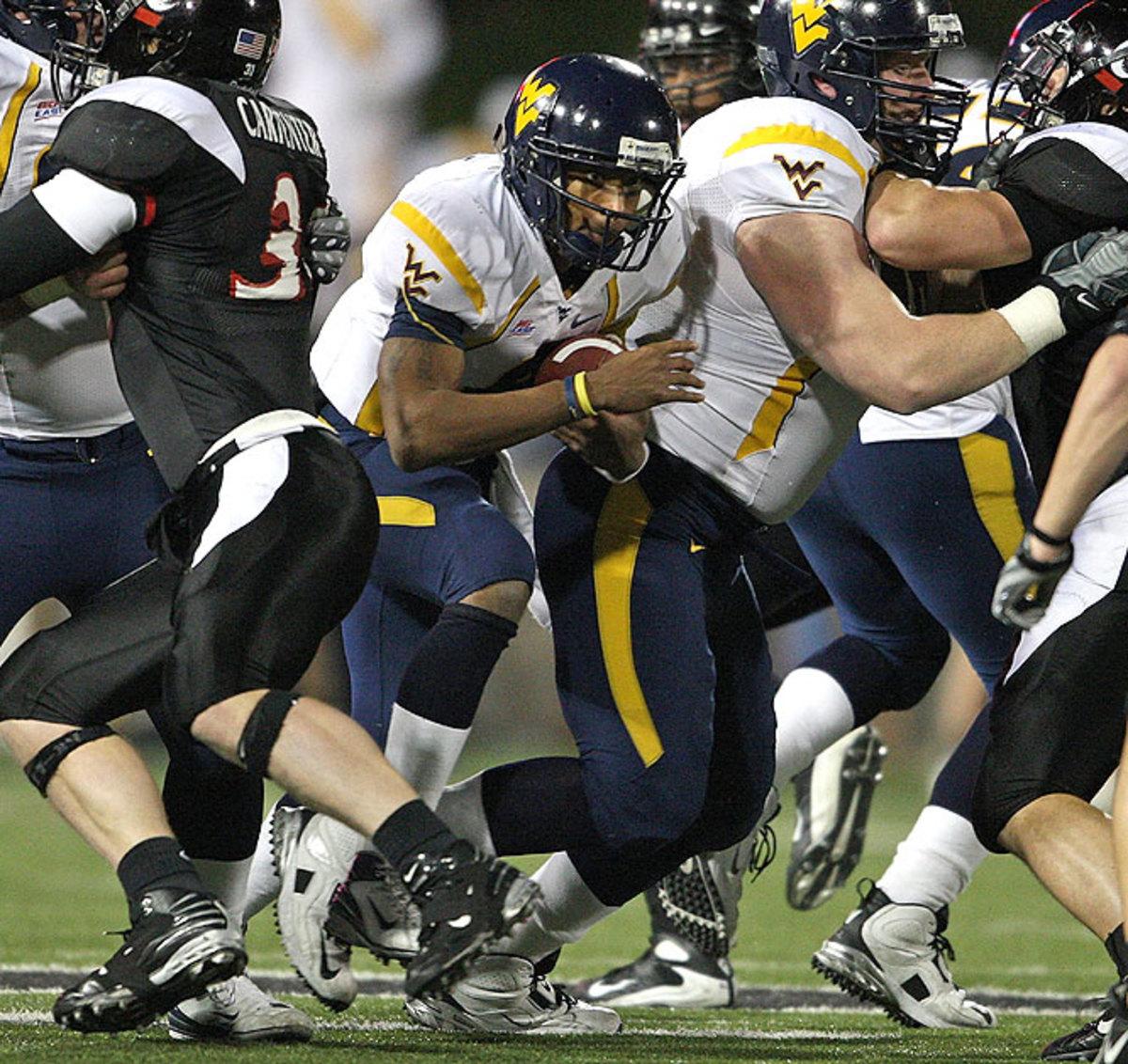 No. 5 West Virginia 28, No. 21 Cincinnati 23