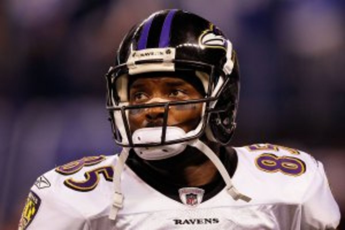 NFL Divisional Playoffs - Baltimore Ravens v Indianapolis Colts