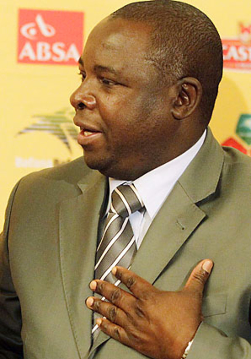 """Kirsten Nematandani was asked to """"take a voluntary leave of absence from his position.''"""