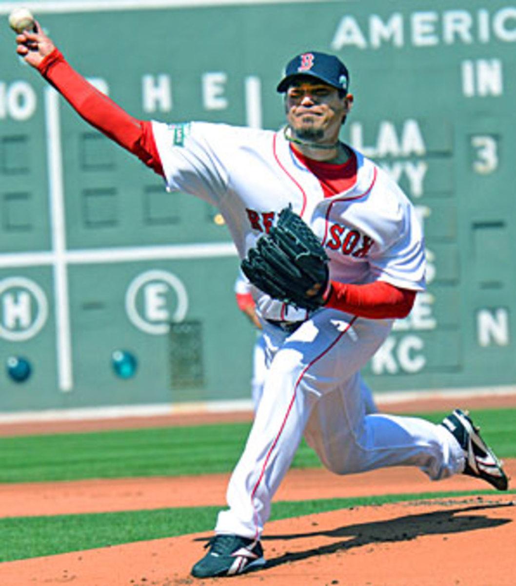 10 Josh Beckett Baseball Card Value Pictures
