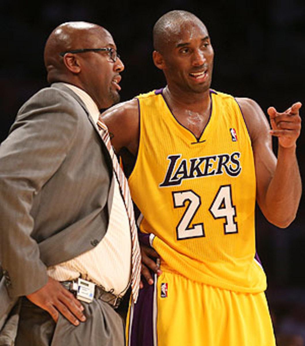 Mike Brown, Kobe Bryant