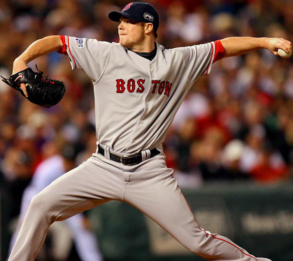 Jon Lester, 24, Red Sox