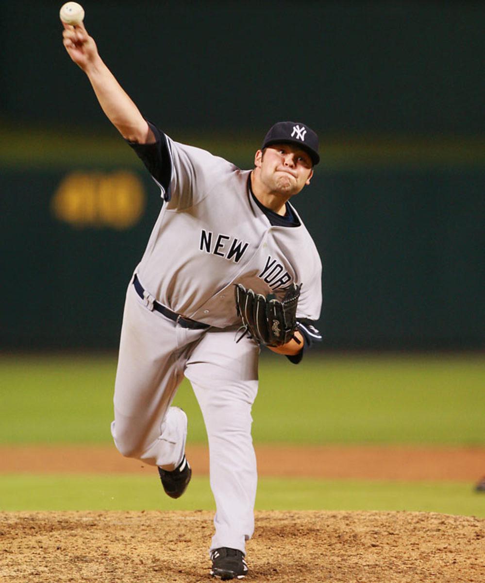 Joba Chamberlain, 22, Yankees