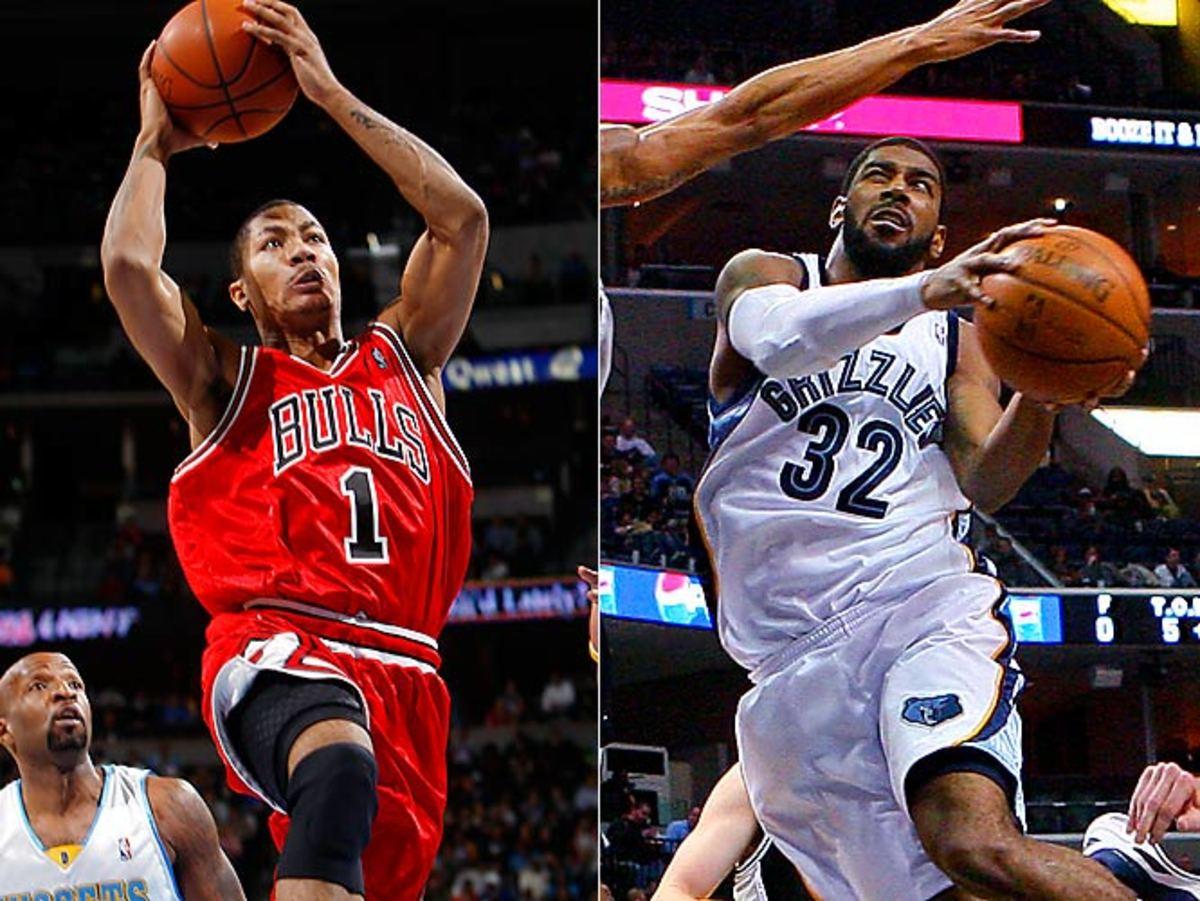 Bulls at Grizzlies | Friday, Dec. 12, 8 p.m. ET