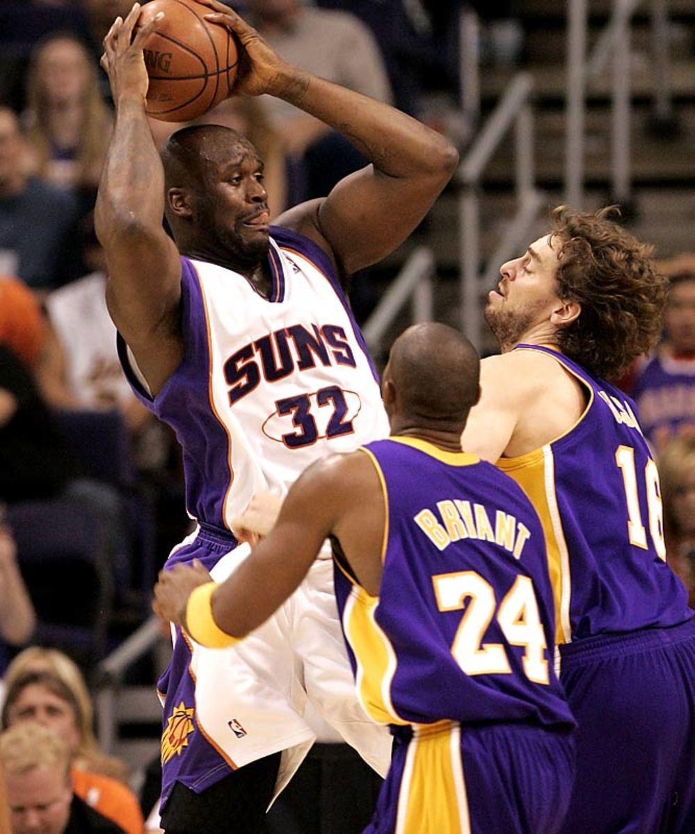 Suns at Lakers   Wednesday, Dec. 10, 10:30 p.m. ET (ESPN)