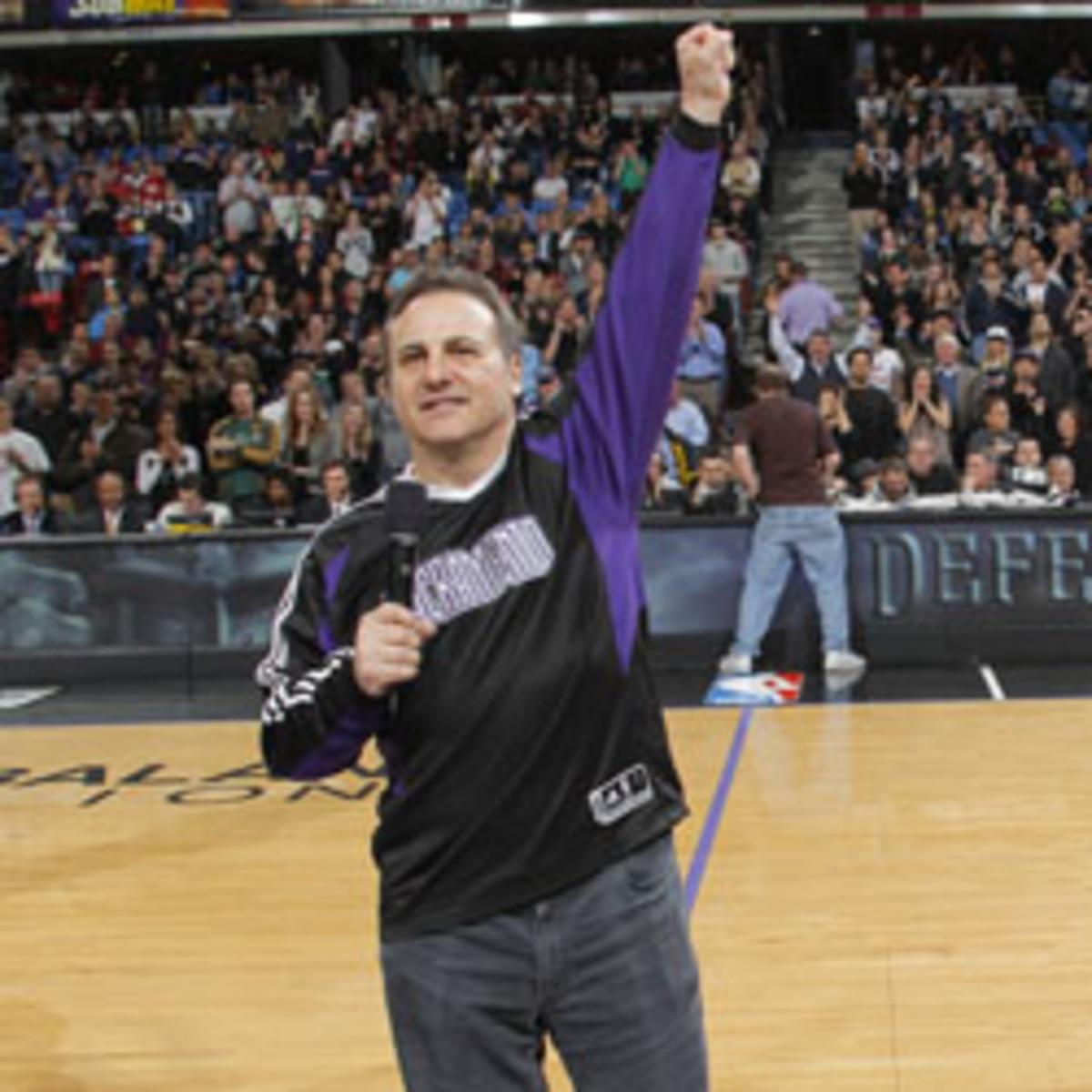 Gavin Maloof, Sacramento Kings