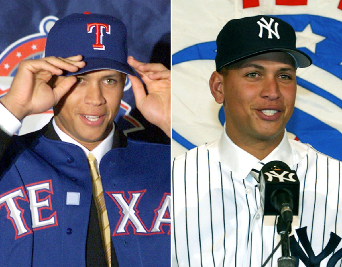 Alex Rodriguez: $25 million