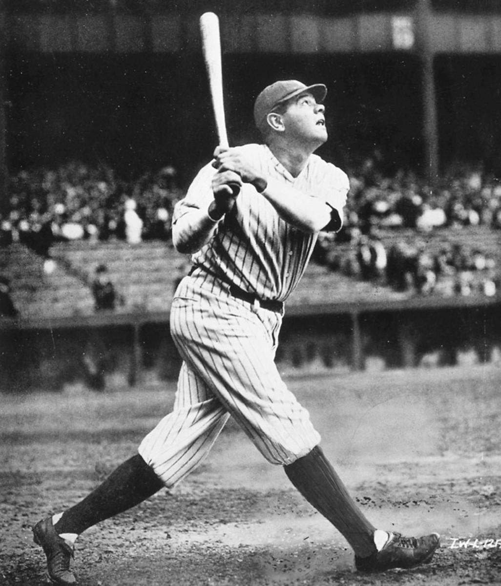 Babe Ruth: $50,000