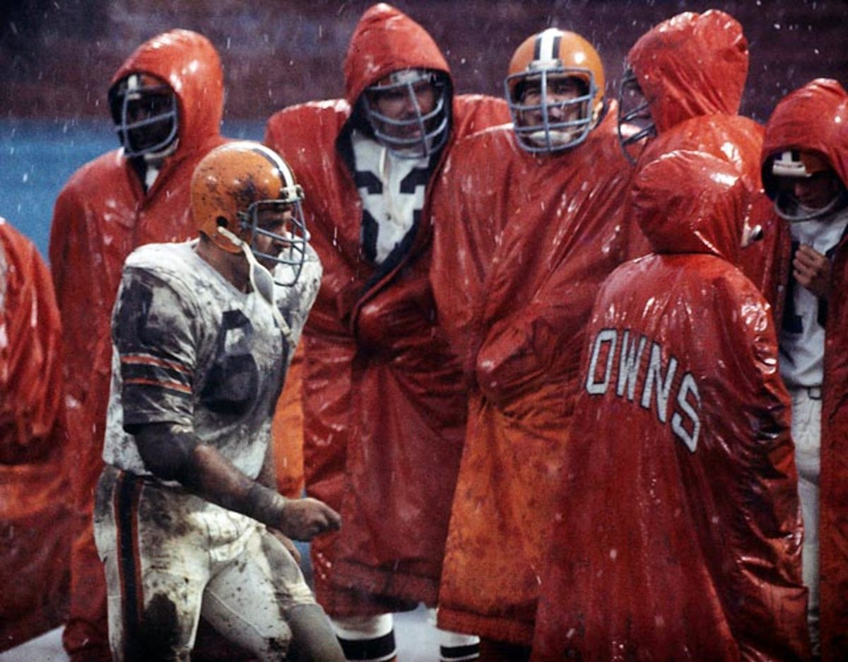 Browns 7, 49ers 0