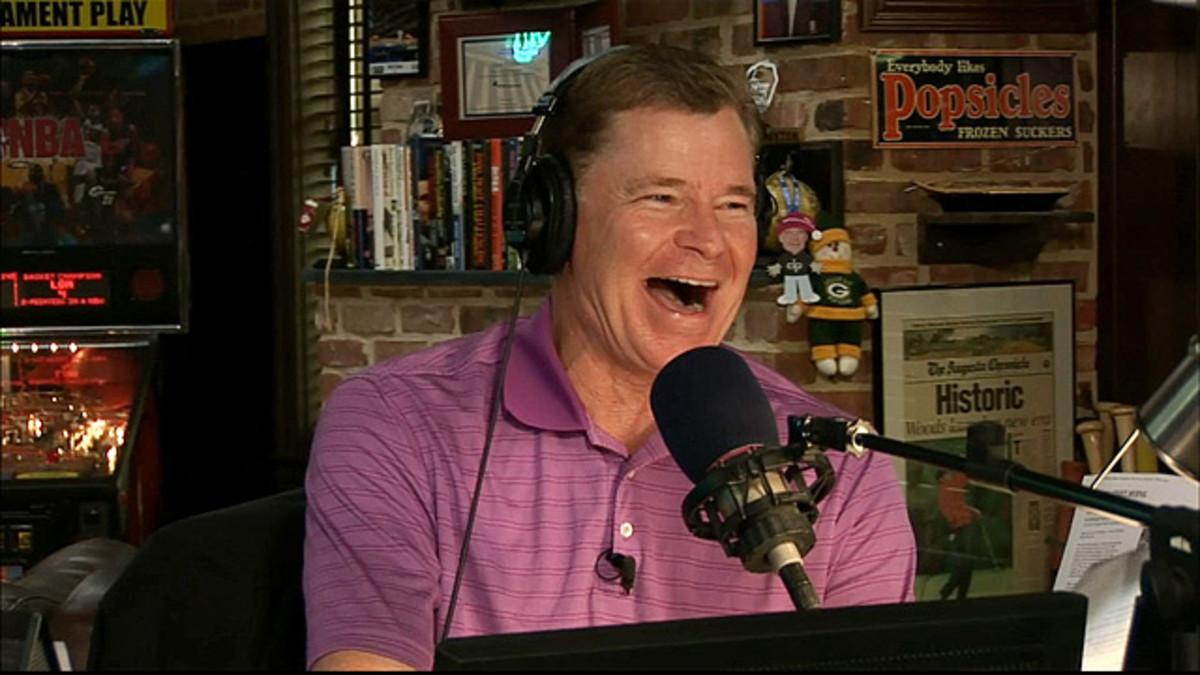 Danettes make Dan laugh