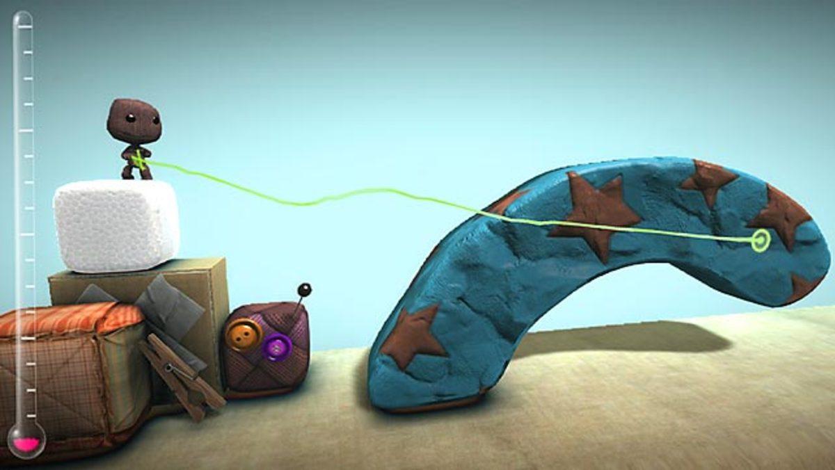 Hands on: LittleBigPlanet
