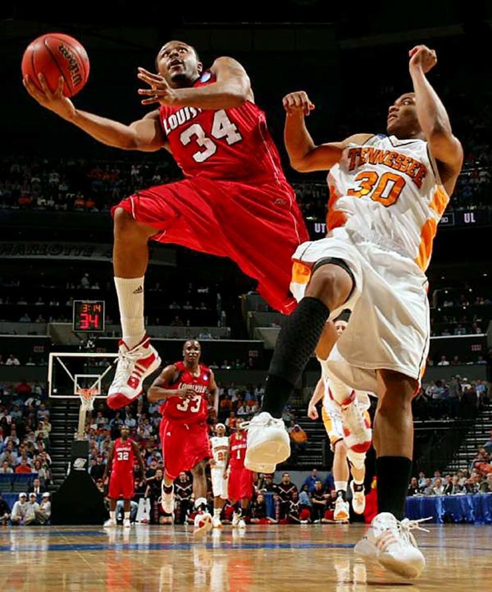 (3) Louisville 79, (2) Tennessee 60
