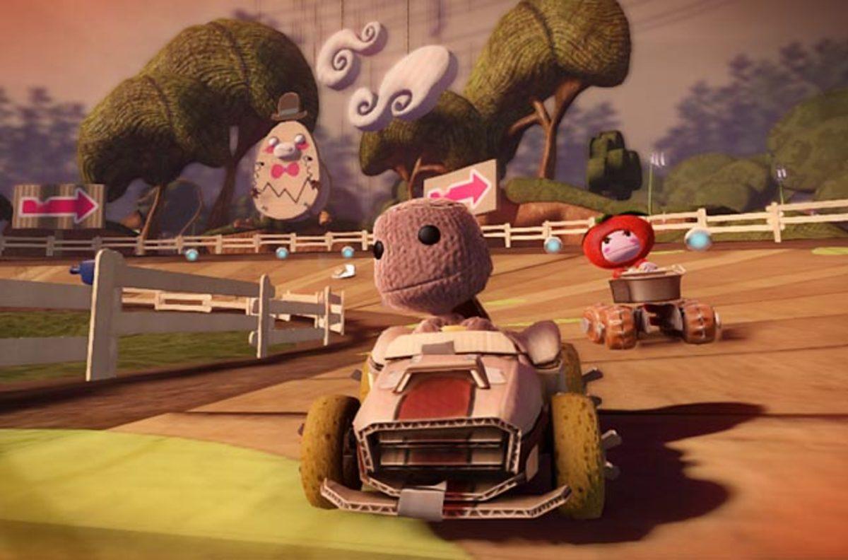 Hands on: LittleBigPlanet Karting