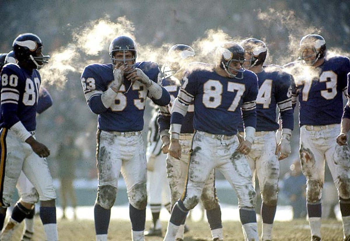 Vikings 27, Browns 7