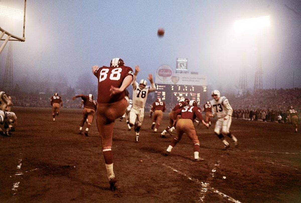 Colts 45, Redskins 17