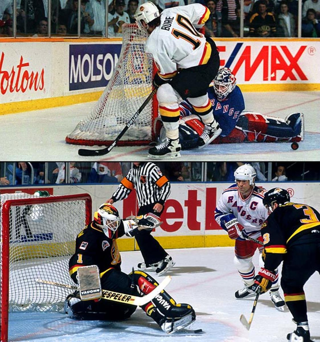 1993-94 Vancouver Canucks