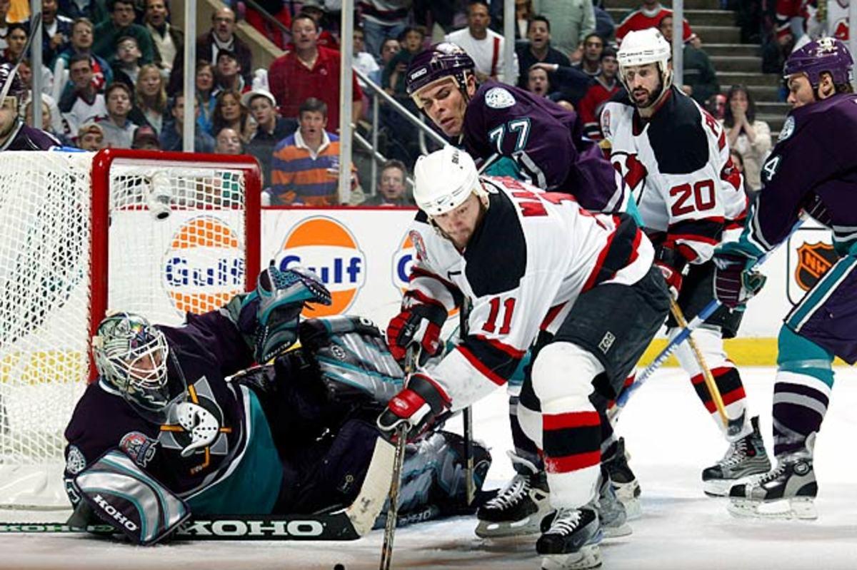 2002-03 Mighty Ducks of Anaheim