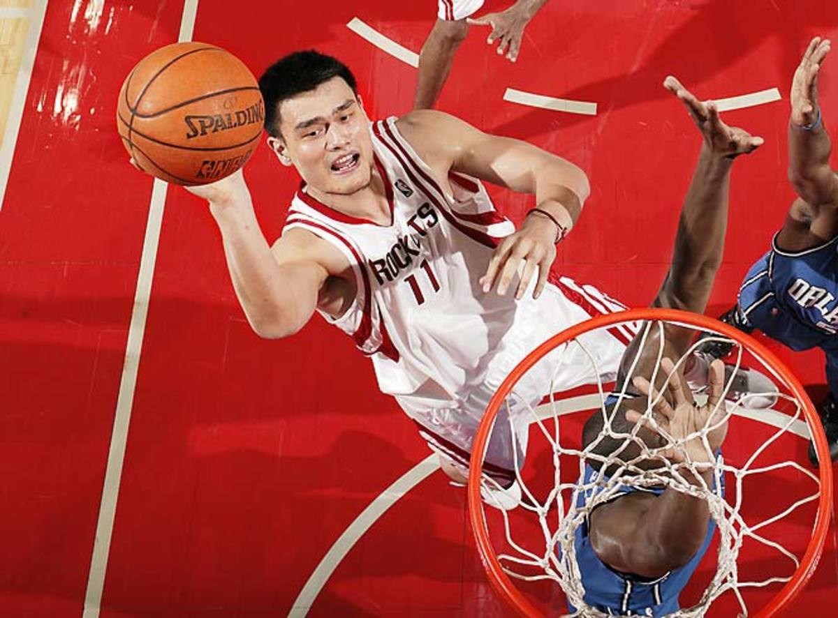 7-5: Yao Ming