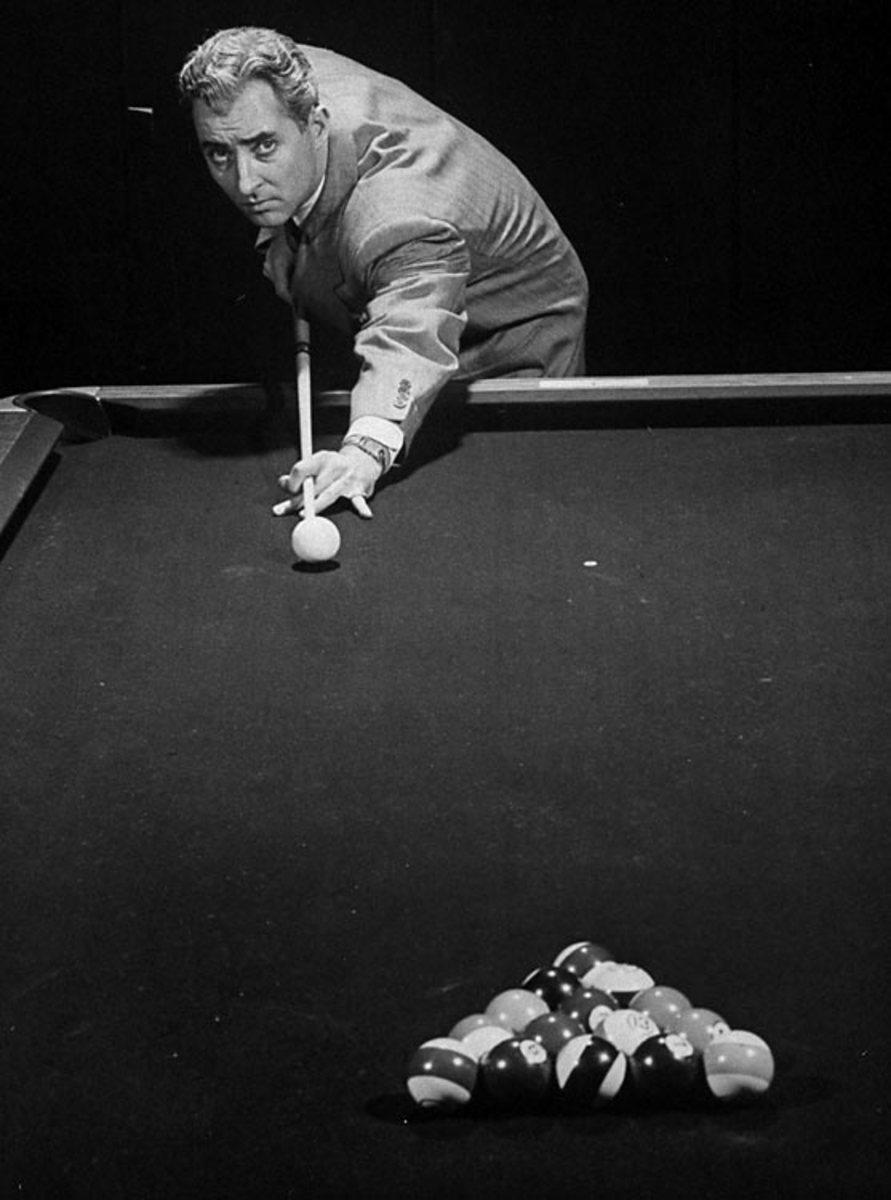 Willie Mosconi & Minnesota Fats
