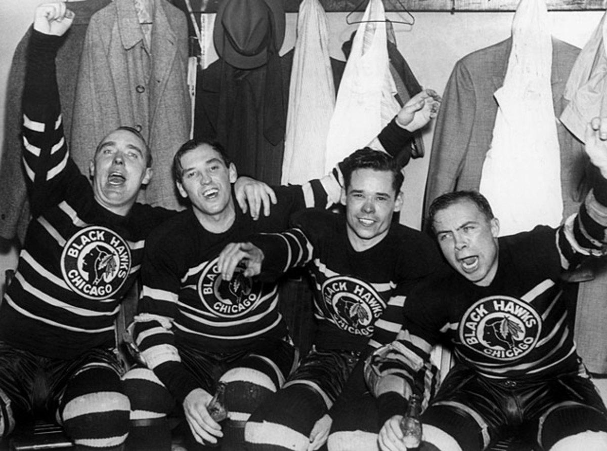1937-38 Chicago Blackhawks