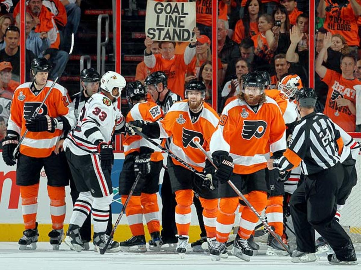 2009-10 Philadelphia Flyers
