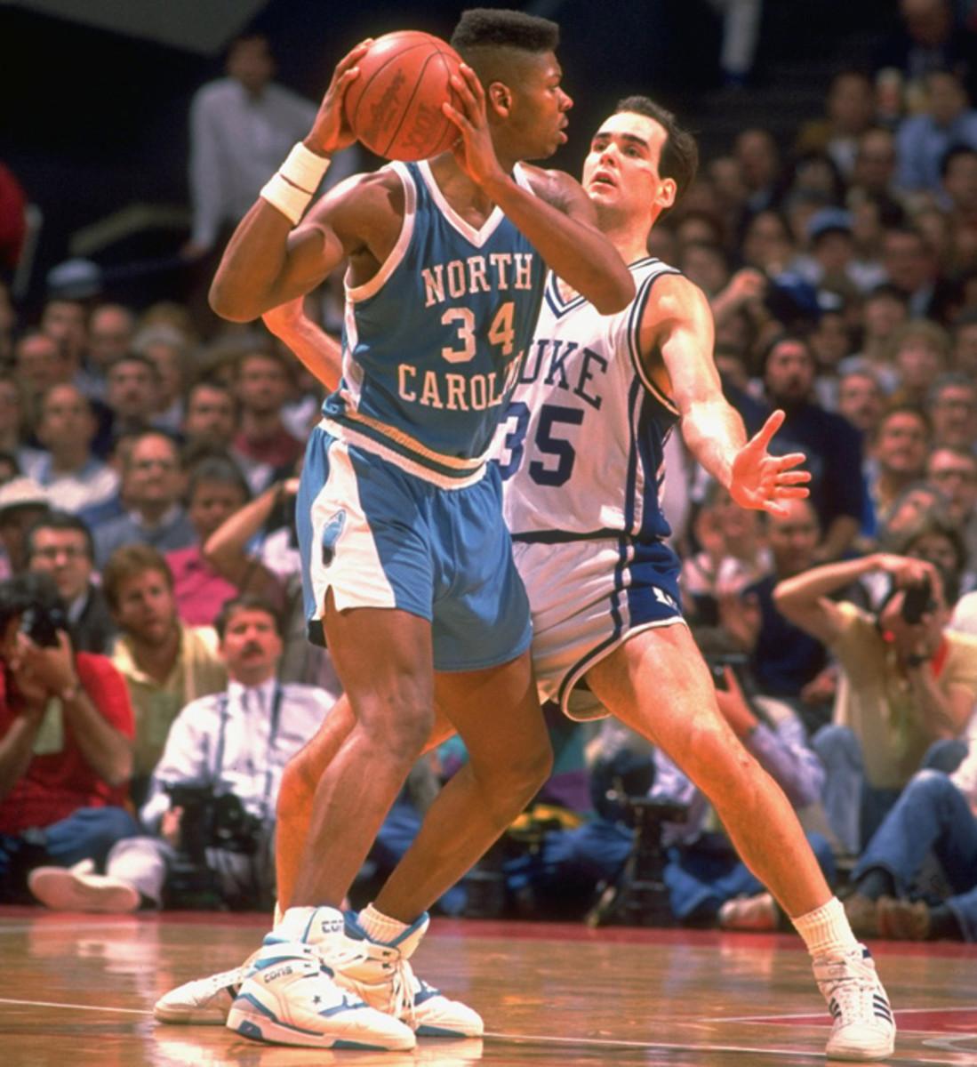 North Carolina vs. Duke