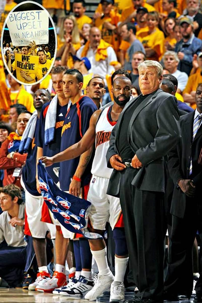 Warriors def. Mavericks