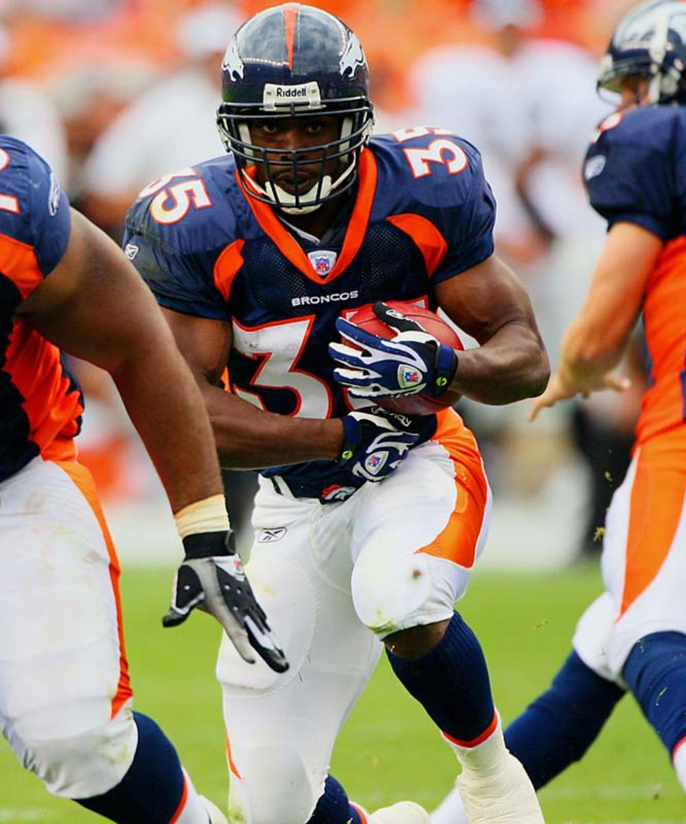 Selvin Young, RB, Broncos