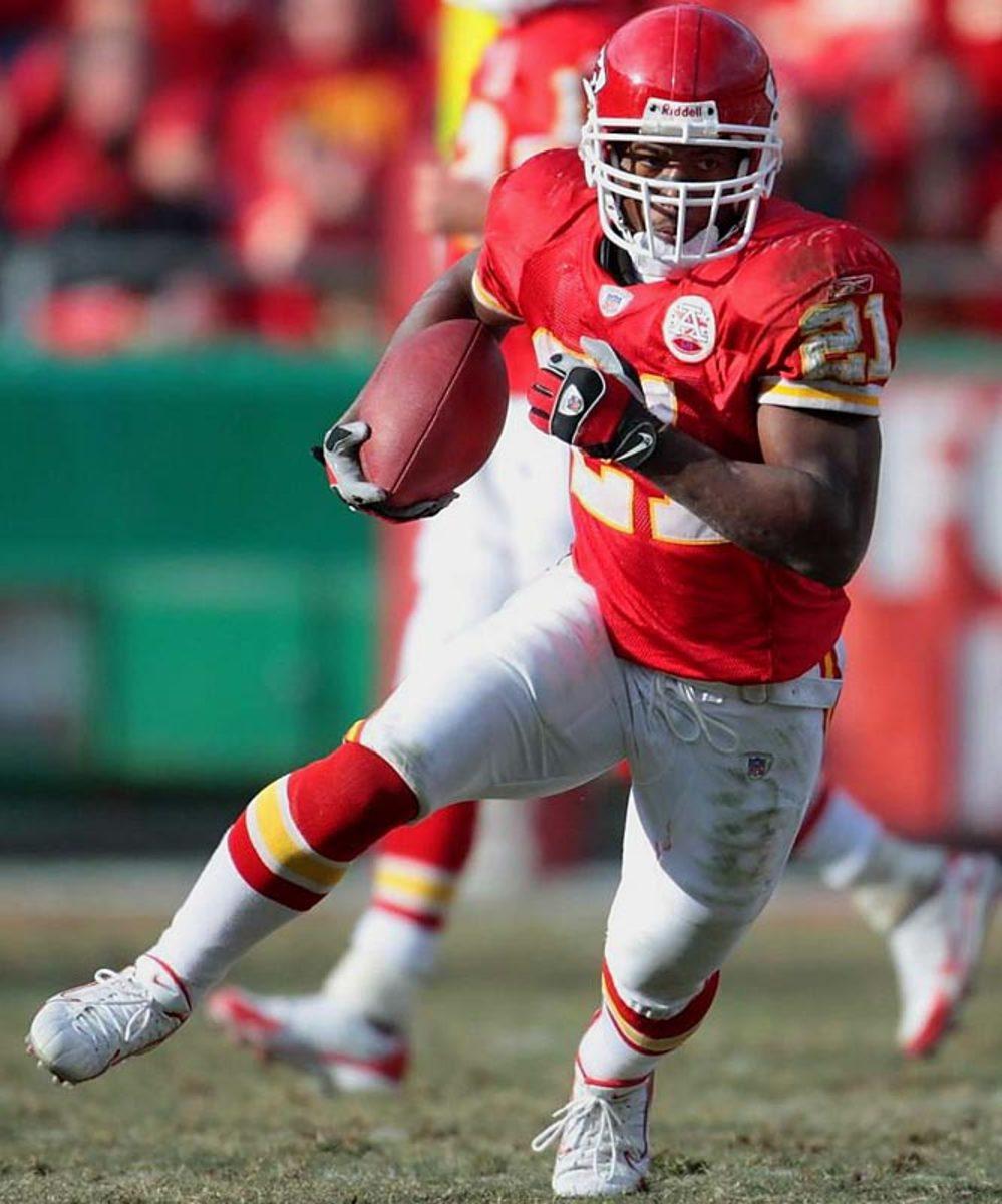 Kolby Smith, RB, Chiefs