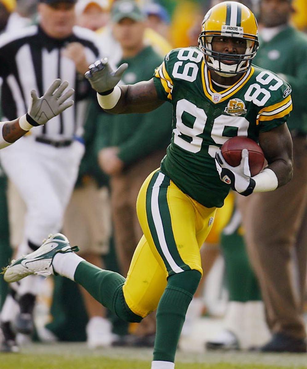 James Jones, WR, Packers