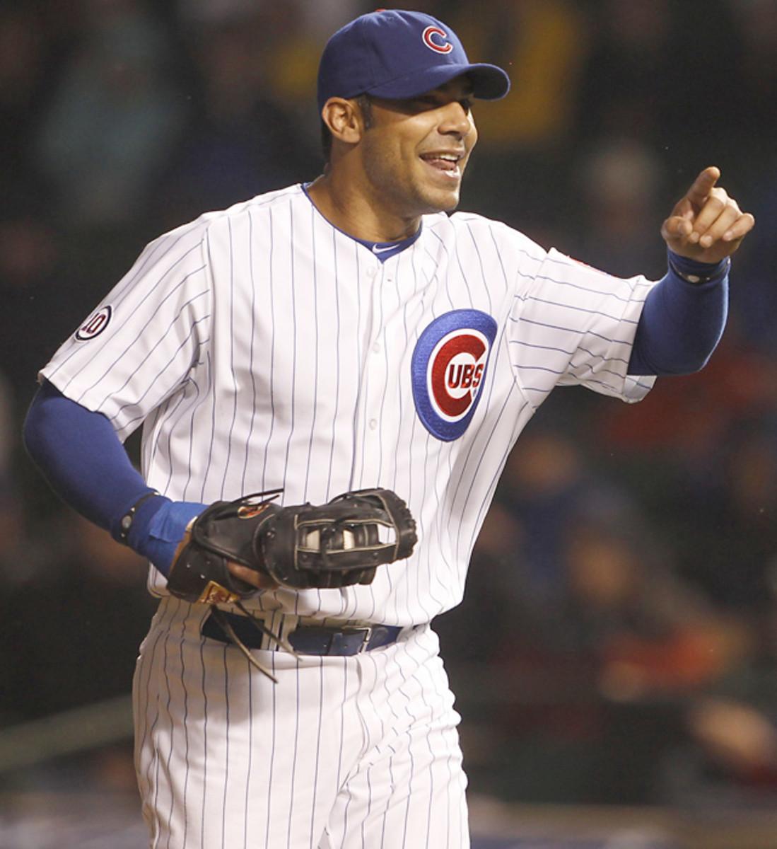 Carlos Pena, Cubs