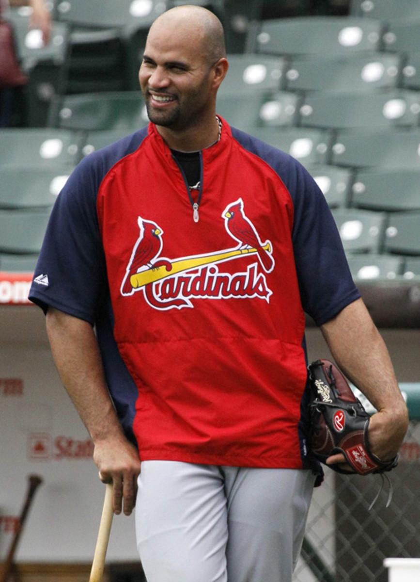 Albert Pujols, Cardinals