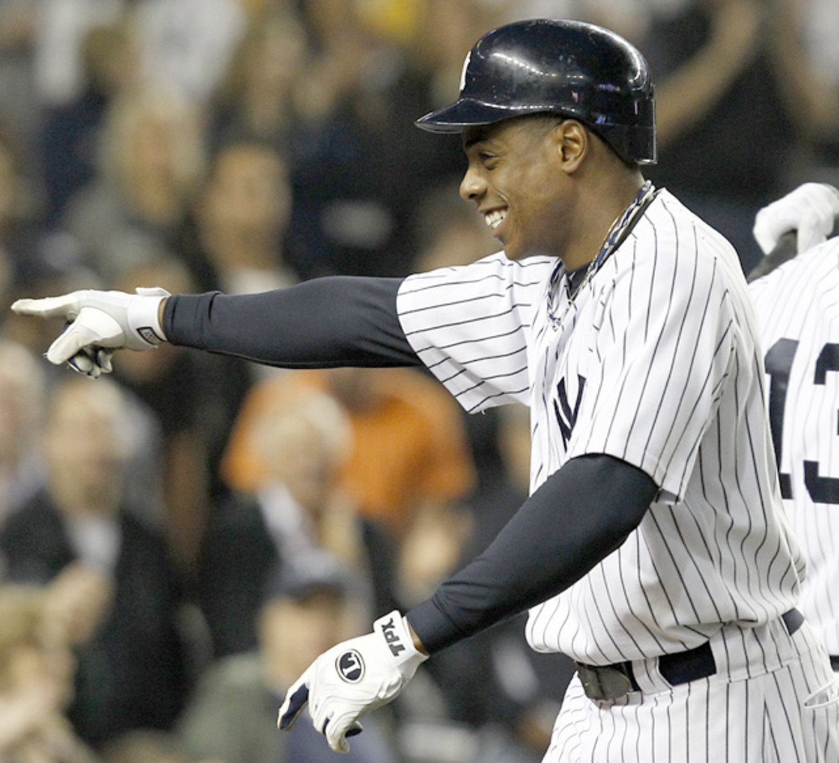 Curtis Granderson. Yankees