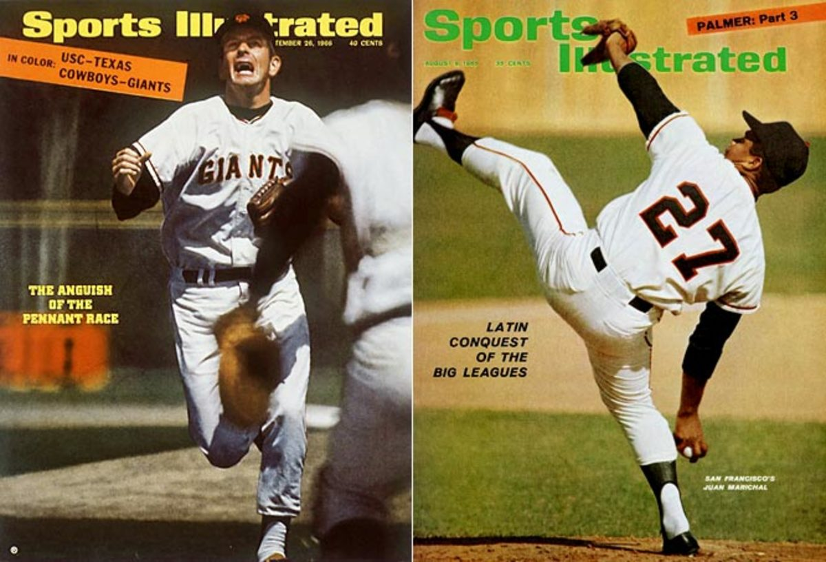 Gaylord Perry and Juan Marichal