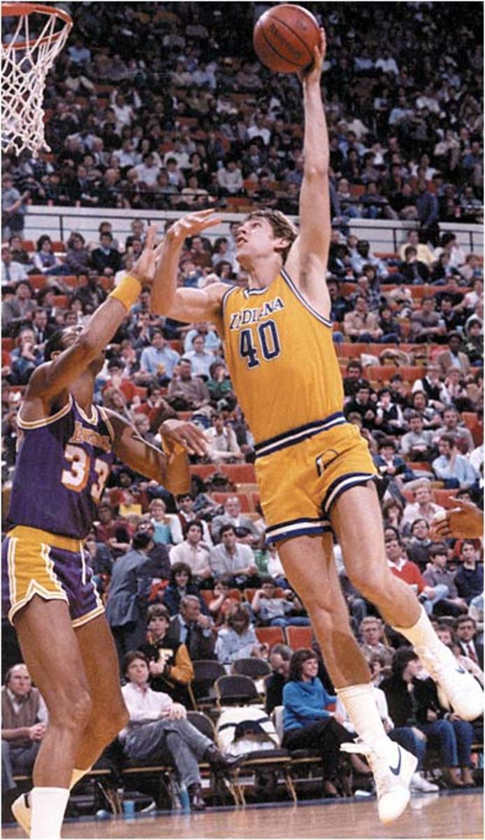 Steve Stipanovich, Pacers