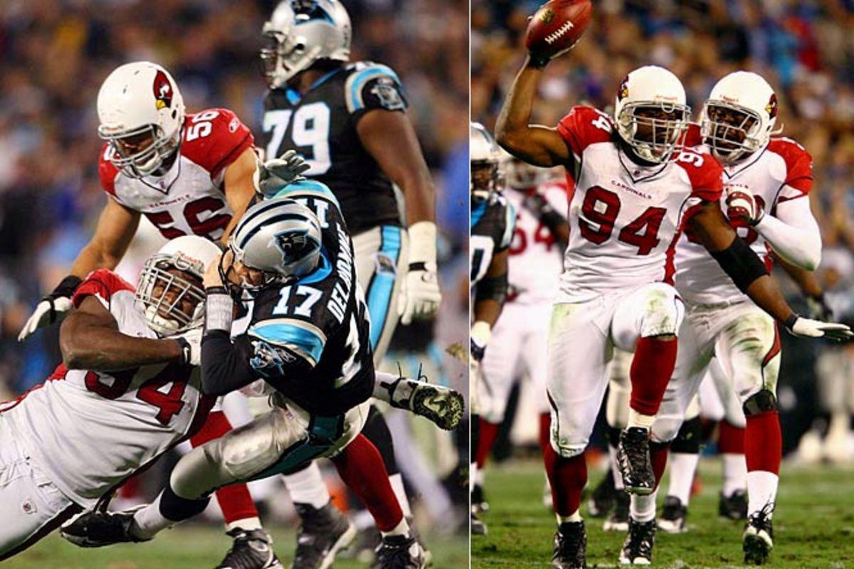 Cardinals 33, Panthers 13