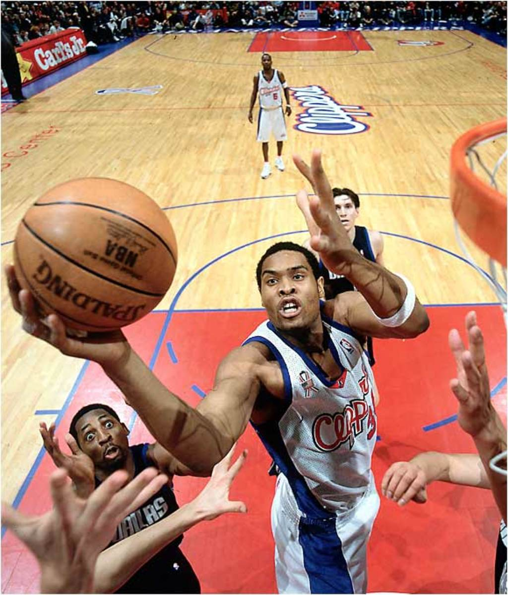 Michael Olowokandi, Clippers