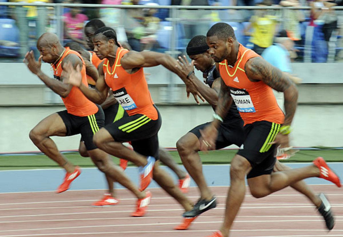 Men's 100 Meters