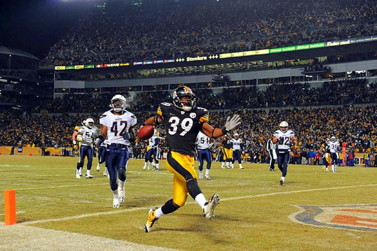 Steelers 35, Chargers 24