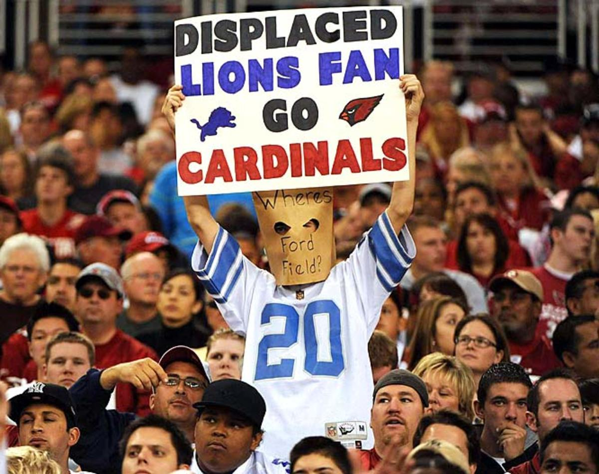 Detroit Lions/Arizona Cardinals