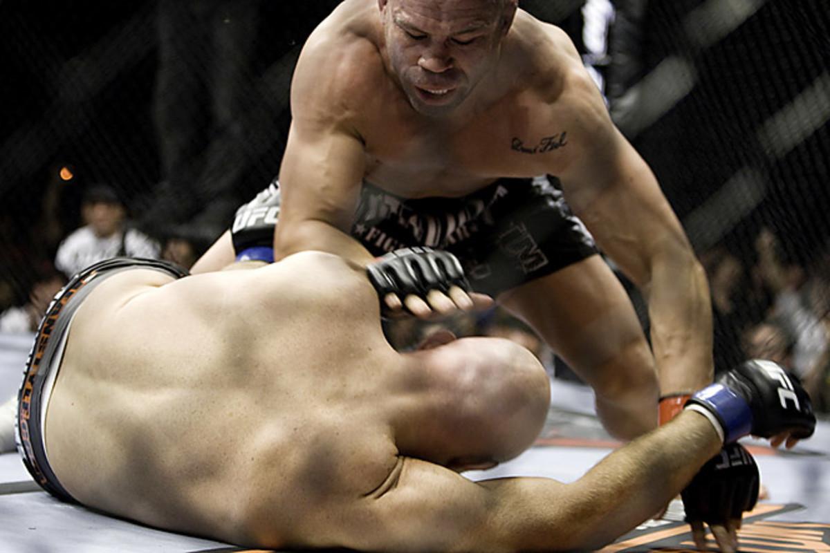 Wanderlei Silva vs. Keith Jardine