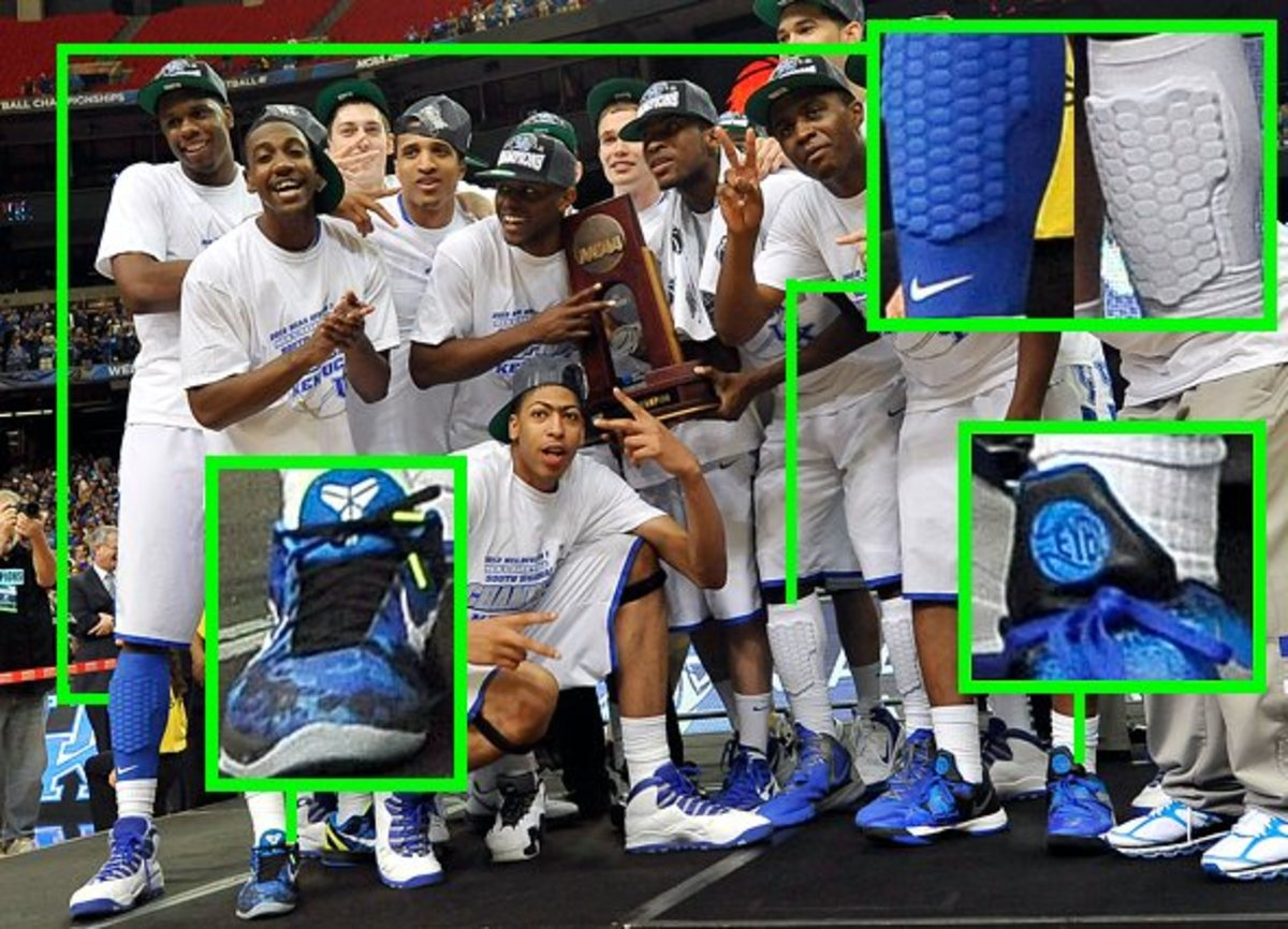 Kentucky Team Picture